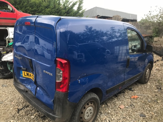blue 1 3l 2014 peugeot bipper hdi s cds spares and salvage rh cdsdismantlers com peugeot partner fuse box location 2016 peugeot partner fuse box diagram 2001