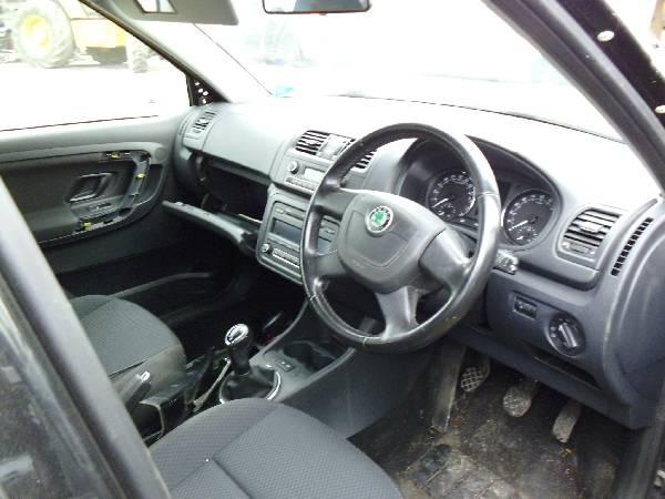 car parts for 2010 skoda fabia elegance tdi cr 105 1 6l