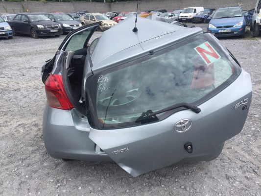 car parts for 2006 toyota yaris ng 1 0l luna 5dr 0 9l