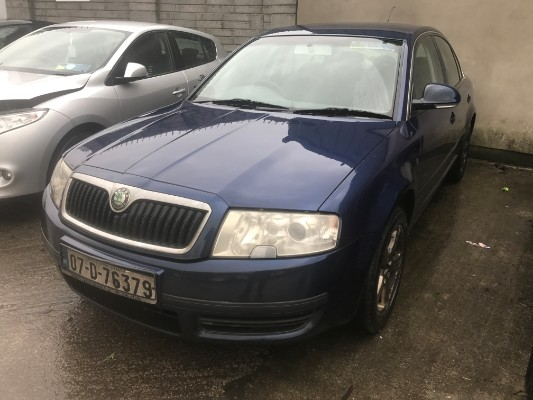 Car parts for 2007 SKODA SUPERB Classic 1 9 TDI 1 9L Diesel