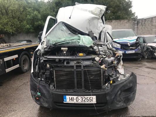 Car Parts For 2014 Renault Master Lm35 Dci 125 2 3l Diesel