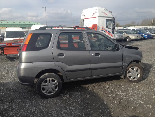 Car Parts For 2006 Suzuki Ignis 5dr Integrated 1 3l Petrol