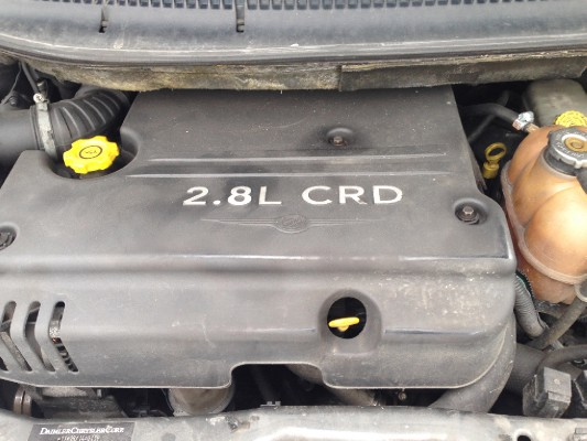 Car Timing Belt >> Car parts for 2005 CHRYSLER GRAND VOYAGER 2.8LX 2.8L Diesel | FindaPart.ie