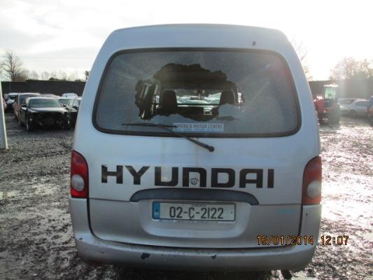Car Parts For 2002 Hyundai H100 H 100 2 5d  2 5l Diesel