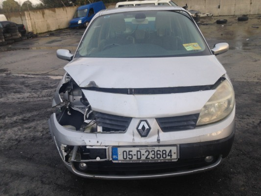 car parts for 2005 renault megane grand scenic 2 1 6l petrol