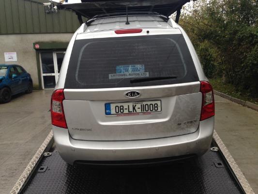 Car Parts For 2008 Kia Carens 2 0 Crdi Sr 5dr 2 0l Diesel Findapart Ie