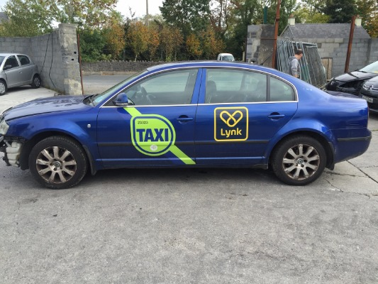 Autobreak Car Dismantlers Limerick 2007 SKODA SUPERB 1 9L Diesel